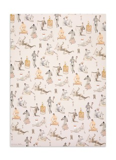 get.giveNudity print wrapping paper