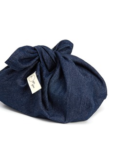 get.give The Furoshiki denim bag