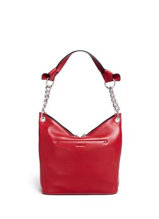 Jimmy Choo-'Raven' small leather shoulder bag