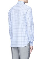 'Milano' check cotton shirt