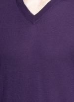 Extra fine Merino wool sweater