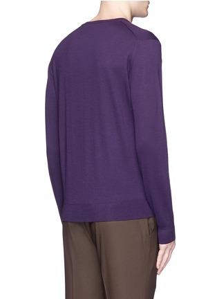 ISAIA-Extra fine Merino wool sweater