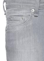 'Skinny' denim pants