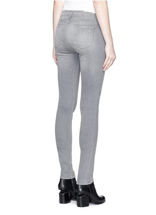 Back View - Click To Enlarge - rag & bone/JEAN - 'Skinny' denim pants