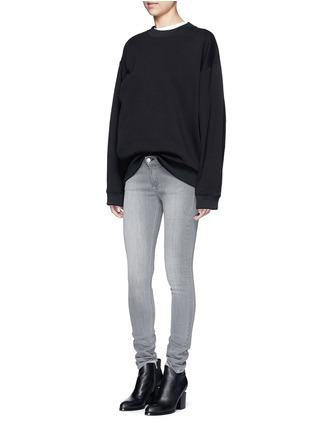 Figure View - Click To Enlarge - rag & bone/JEAN - 'Skinny' denim pants