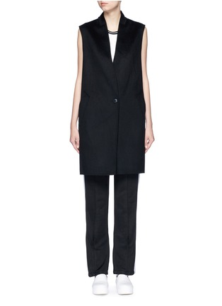 rag & bone - 'Rockley' splittable wool cocoon vest