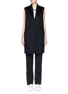 rag & bone 'Rockley' splittable wool cocoon vest