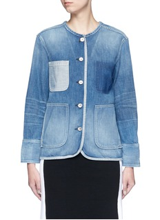 rag & bone/JEAN'Santa Cruz' pocket denim jacket