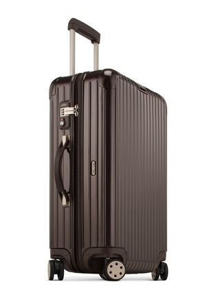 RIMOWA - Salsa Deluxe Multiwheel® (Brown, 61-litre)