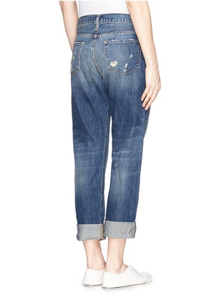 Back View - Click To Enlarge - J Brand - 'Sonny' mid rise boyfriend jeans