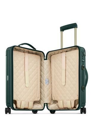 RIMOWA-Bossa Nova Cabin Multiwheel® IATA (Jet Green/Green, 32-litre)