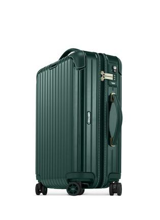 - RIMOWA - Bossa Nova Cabin Multiwheel® IATA (Jet Green/Green, 32-litre)