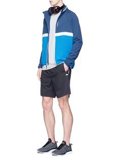 The Upside'Ultra' packable hood running jacket