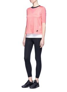 Nike'Sportswear Bonded' performance leggings
