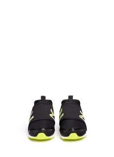 New Balance'150' mesh slip-on toddler sneakers