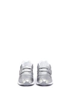 New Balance'580' metallic kids sneakers