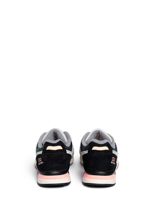 Back View - Click To Enlarge - New Balance - '530 Floral Ink' print mesh suede sneakers