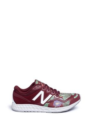 Main View - Click To Enlarge - New Balance - '1980 Fresh Foam Zante Paradise Awaits' sneakers