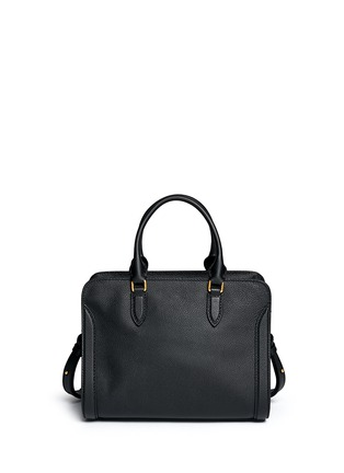 Alexander McQueen - 'Padlock' small leather tote