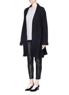 FRAME DENIM'Le Boyfriend' cashmere sweater