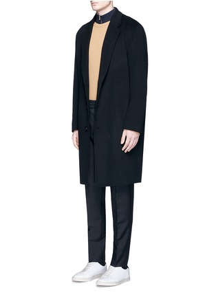 Figure View - Click To Enlarge - Acne Studios - 'Ryder' stretch waist wool-mohair pants