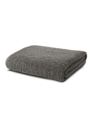Main View - Click To Enlarge - Abyss - Super Pile bath sheet — Gris