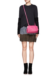 GIVENCHY'Pandora' mini leather bag