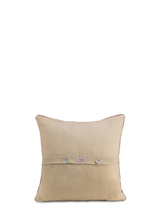 Figure View - Click To Enlarge - JAN CONSTANTINE - Gypsy heart cushion