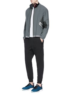 Dyne'Pisano' elastic cuff pants