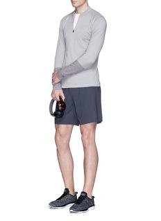 Falke SportsSeamless raglan long sleeve performance T-shirt