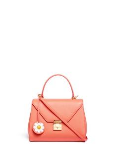 Mark Cross'Hadley Small Flap' leather bag