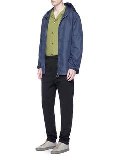 Acne Studios'Fritz' fleece lined cotton jogging pants