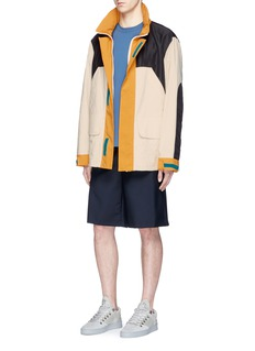 Acne Studios 'MT2002 Combo' hooded parka