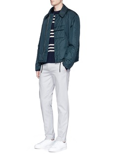 Acne Studios 'Alfred' slim fit chinos