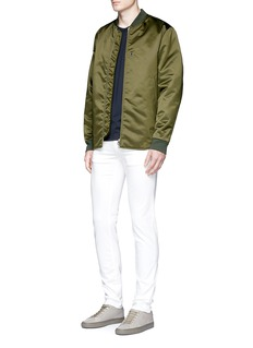 Acne Studios'Mylon' padded bomber jacket