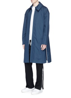 Acne Studios 'Mia' side zip coat