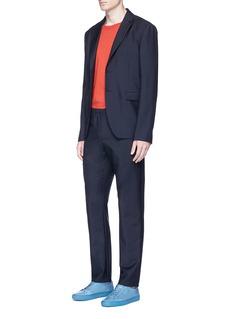 Acne Studios 'Antibes' wool-mohair soft blazer