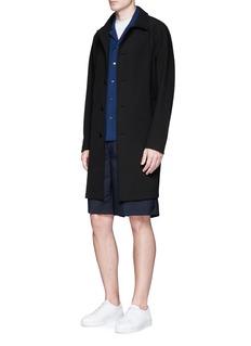 Acne Studios'Ari' wool-mohair shorts