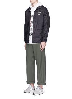 Have A Good TimeLogo print coach jacket