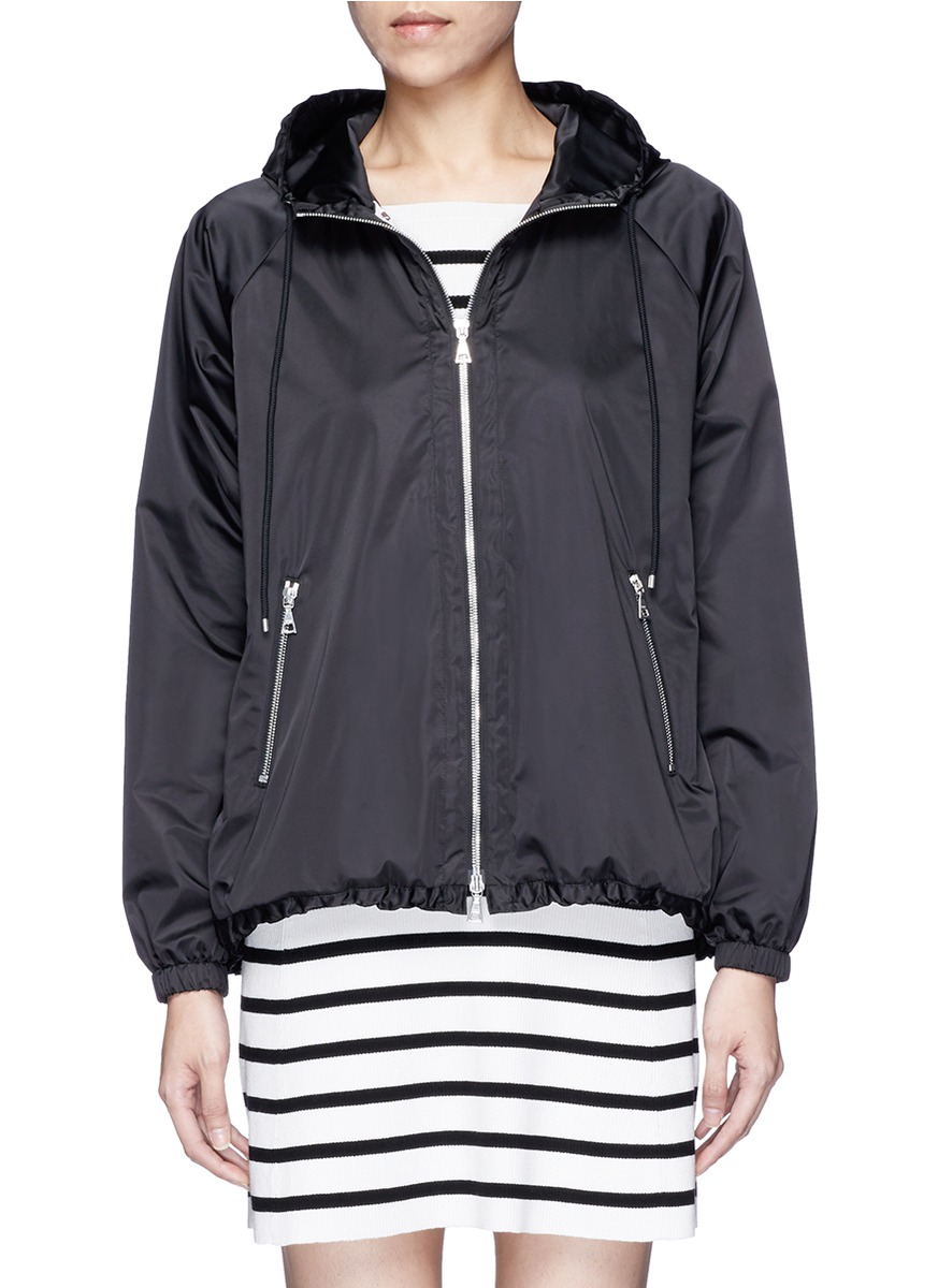 Ralxanne shell jacket by Theory