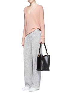 Theory'Adrianna RL' V-neck cashmere sweater
