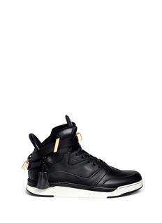 Buscemi B-Court' mid top leather sneakers
