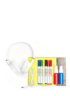 Seedling Street Art Design Your Own Headphones kit