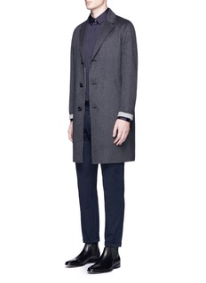Theory 'Delancey DW' double-faced cashmere coat