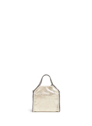 Detail View - Click To Enlarge - Stella McCartney - 'Falabella' tiny crossbody chain tote