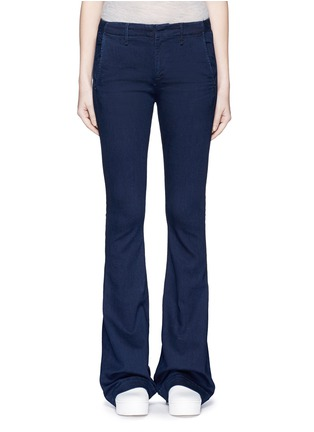 Main View - Click To Enlarge - rag & bone/JEAN - Bell bottom denim pants