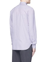 'Parma' check cotton shirt