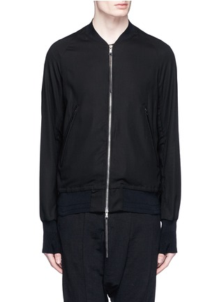 首图 - 点击放大 - THE VIRIDI-ANNE - 单色纯棉夹克