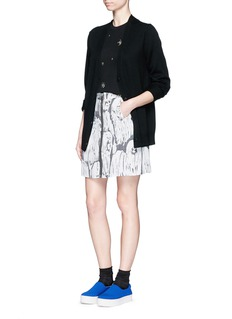 MARKUS LUPFER'Constellation' embellished Kate T-shirt