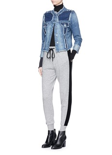 MARKUS LUPFER 'ML Sport Stripe' jogging pants